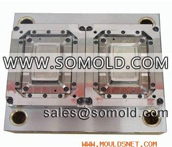 plastic injection mould, thin wall mould