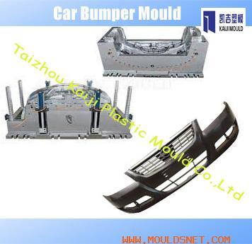 Plastic Car Bumper Mould / Mold