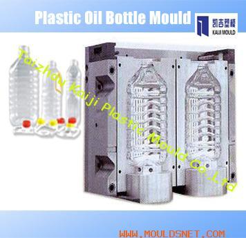 Plastic Mineral Water Bottle Mould