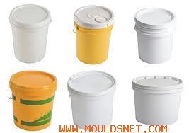 Plastic Paint Bucket Mould / Mold