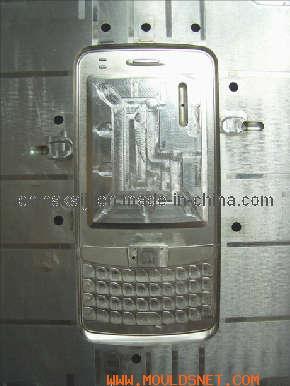 Plastic Mobile Phone Part Mould