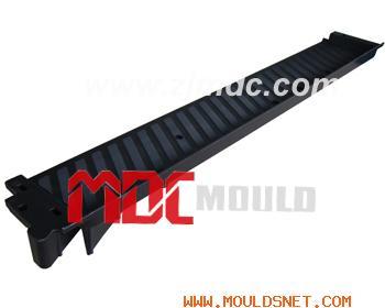 SMC compression mould