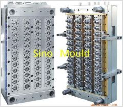 Multi cavity preform mould