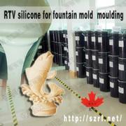 RTV Silicone rubber HY638 for concrete casting