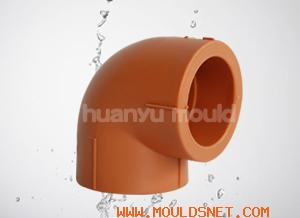 ppr elbow mould factory, ppr mould factory