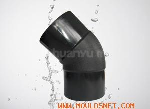 PE pipe fitting mould,fitting mould factory