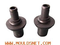 PPSU Pipe Fitting Mould PPSU Coupling