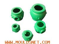 PPR Pipe Fitting Mould PPR Water supply Ball
