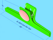 The plastic Clip