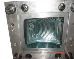 Mould of upper shell of annunciator