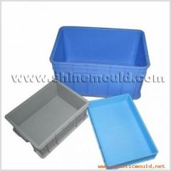 plastic mould-box
