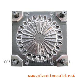24 cavities spoon mould