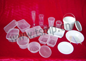 plastic bulk containers Mold