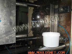 injection mould for water pail