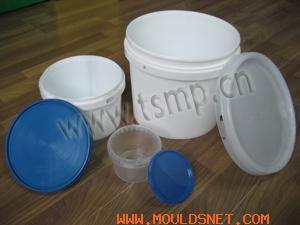 3GL bucket mold