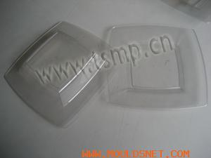 injection mould for dessert plates