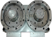 injection molds for soup cups