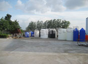 rotomoulded water tanks