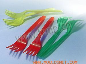 plastic knife mould