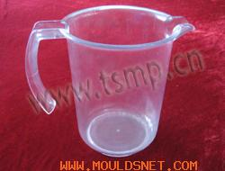 covered pitcher mold