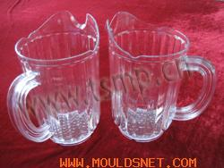 injection moulds for water pitchers