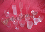 injection moulds for Champagne Glass