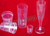 Injection Moulds for Wine Glass