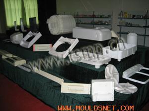 plastic fan cover mould/mold