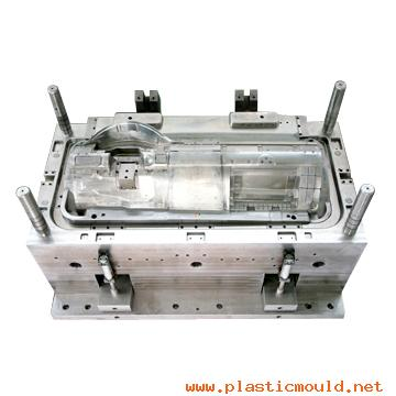 Integrated Instrument Panel mould