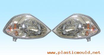 head lamp mould