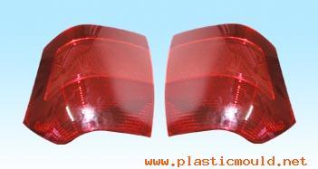 auto light mould--tail lamp mould