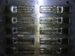 fork mould