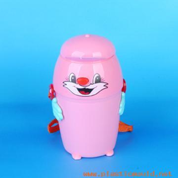 cartoon plastic mug