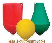 rotationally-moulded Marker Buoys
