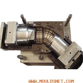 HDPE fitting mould