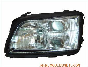 Auto Lamp Mould/Plastic Mould