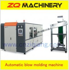 full-automatic blow moulding machine