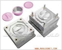 heat preservation plastic mould