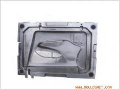 plastic auto injection Mould/mold