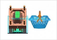 plastic basket injection Mould/mold