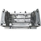 1 cavity auto part bumper mould