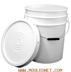 plastic pail mould