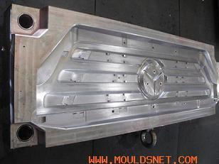 auto Benz bumper mould