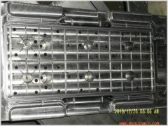 Battery box mould
