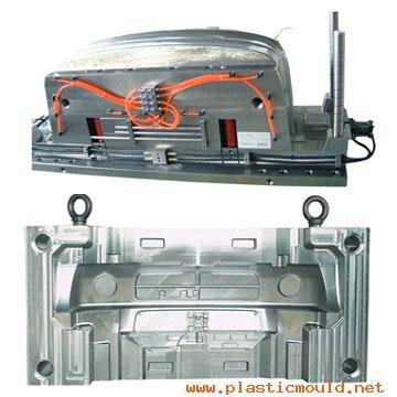 auto bumper mold