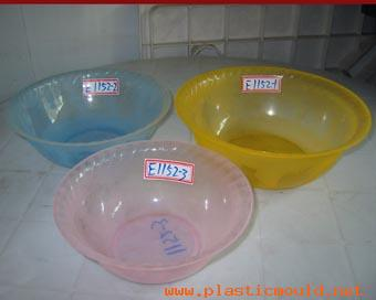 Used mould for basin