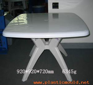 Used mould for table