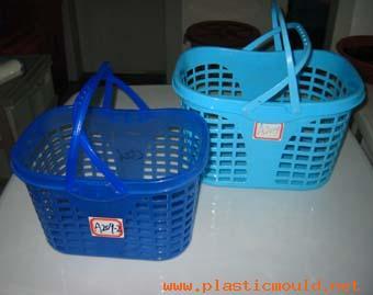 Used mould for basket