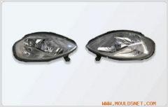 automotive mold--head lamp mould