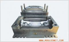 Auto molding--bumper mold